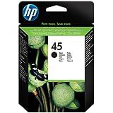 HP 51645AE 45 -  Cartucho de tinta, color negro