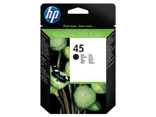 HP 51645AE Cartuccia Inkjet 45,