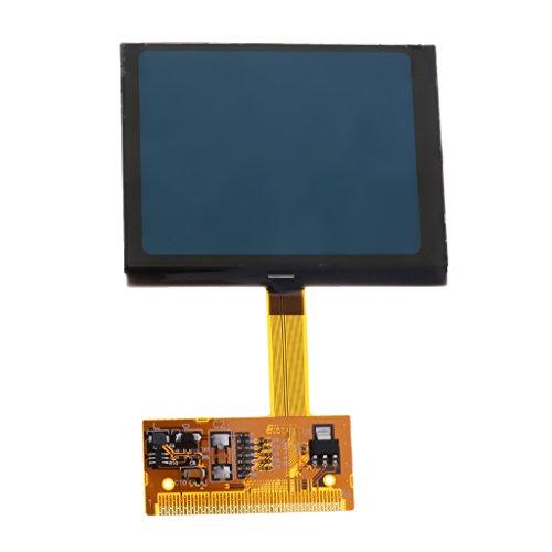FLAMEER LCD Bildschirm Pixel Reparatur Cluster Tacho Für Audi A6 C5 4B