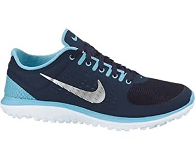 Nike FS Lite Run Men's Running Shoes, Navy, UK10.5: Amazon