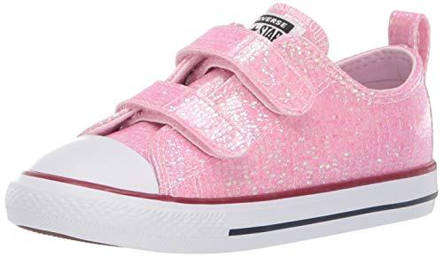 Converse Laufschuhe Mädchen, Color Pink, Marca, Modelo Laufschuhe Mädchen Chuck Taylor All Star 2V OX Pink (Converse Schuhe Mädchen Rosa)