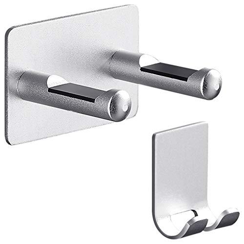 Provide The Best Aluminium-Wandhalterung Halter anhaftender Aufkleber Bracket Halterung Anschlusshaken Ersatz für Dyson Halter Stehen Haartrockner -