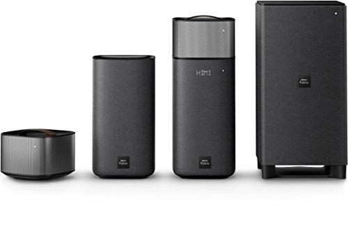 Philips-Fidelio-E6-Surround-On-Demand-Home-Cinema-Speaker-Bluetooth-Spotify-Connect-HDMI-ARC-Google-Cast-Wireless-Subwoofer-Detachable-Rear-Speaker-270-Watt-anthracite