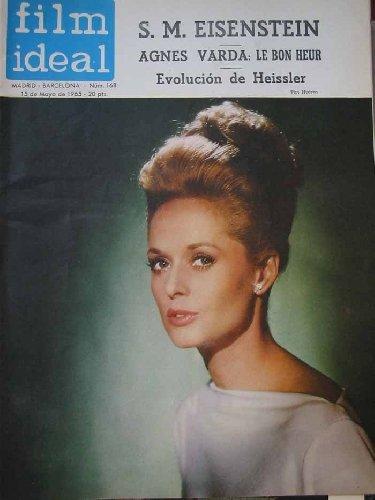 FILM IDEAL.REVISTA DE CINE. Mayo 1965 nº168