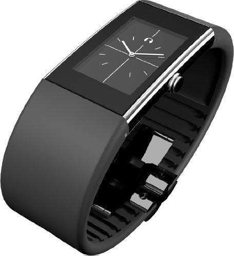 Rosendahl Watch II 43163 - Reloj unisex de cuarzo (asiático), correa de textil / velcro color negro