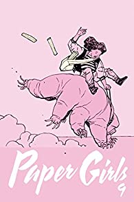 Paper Girls nº 09 par K. Vaughan
