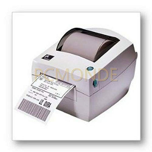 Zebra LP2844 ML - 20301-0024 USB Seriell Parallel Barcode Drucker W/NEW ADAPTER, USB, Power Kabel - Zebra Parallel Kabel