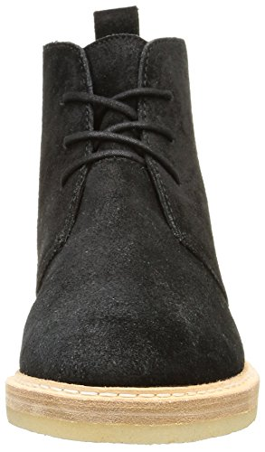 Clarks Originals - Empress Moon, Stivali Donna Nero (Black Sde)