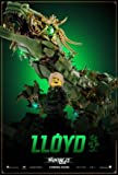 Import Posters The Lego Ninjago Movie – U.S Movie Wall Poster Print - 30CM X 43CM