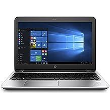 """HP ProBook 450 G4 2.7GHz i7-7500U 15.6"""" 1366 x 768Pixeles Plata - Ordenador portátil (Portátil, Plata, Concha, i7-7500U, Intel Core i7-7xxx, BGA1356)"""