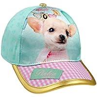 Studio Pets 2100000272 Gorra Premium, Unisex niños, Rojo, Talla Única