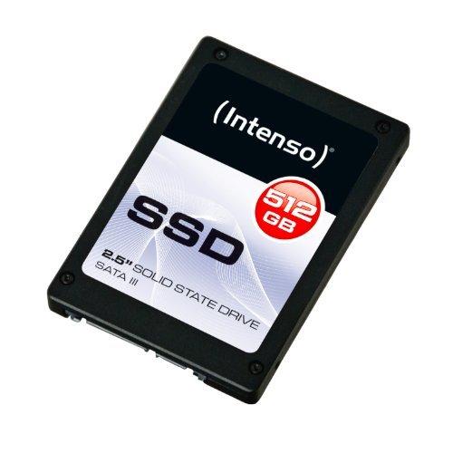 Intenso Interne Ssd-festplatte 512gb Top Performance