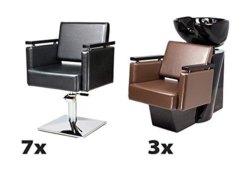 piazza-7-x-silln-peluqueria-3-x-lavabos-de-peluquera-tapicera-de-100-colores
