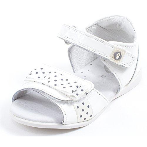 GARVALIN Sandales blanc 152303E Blanc