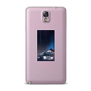 Samsung Note 3 Case, Samsung Note 3 Hard Protective SLIM Printed Cover [Shock Resistant Hard Back Cover Case] Designer Printed Case for Samsung Note 3 -55M-MP1224