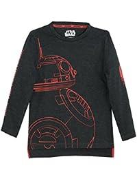 Star Wars Jungen Star Wars BB8 Langarmshirt