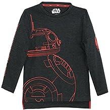 Star Wars - Camiseta de mangas largas para niño - Star Wars BB8