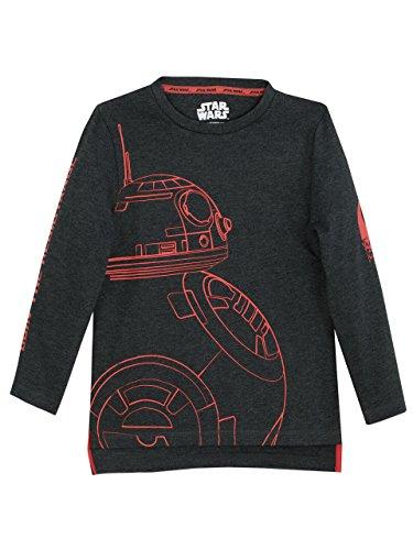 Star Wars Jungen BB8 Langarmshirt 158