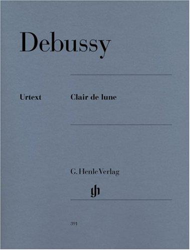 Clair de lune - Piano