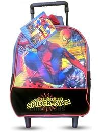 Spiderman Childrens Luggage 40 cm Blue 11.5 Liters