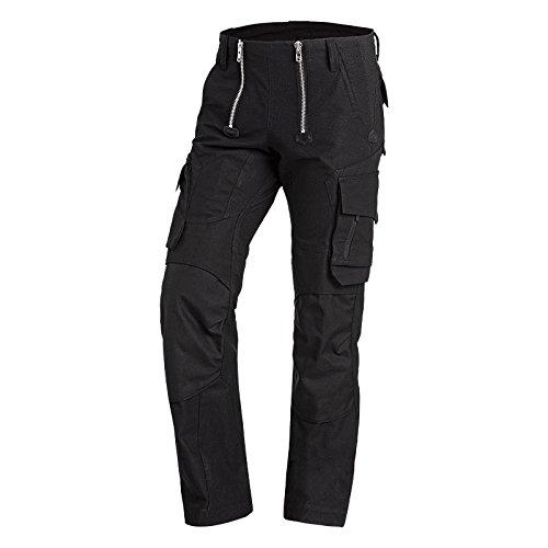 FHB Zunfthosen mit Kniepolster Cansas und Cordura®11011, Farbe:Schwarz;Größe:54