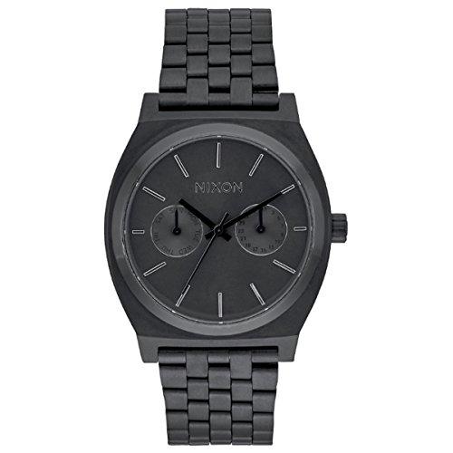 nixon-a922001-00-orologio-da-polso-donna-placcato-in-acciaio-inox-colore-nero