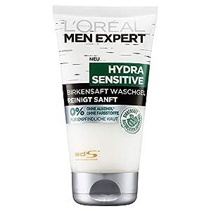L'Oreal Men Expert Hydra Sensitive für sensible Haut Reinigungsgel