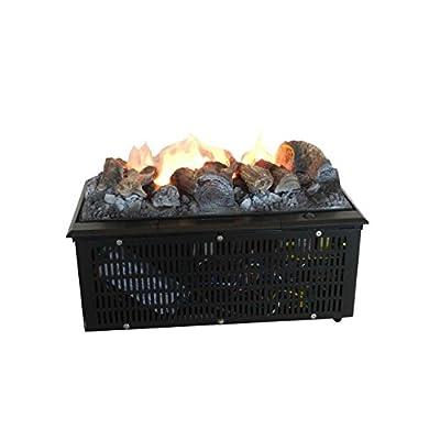 Rubyfires Elektrokamin Elektrofeuer Elektroeinsatz Dekofeuer Mystic Fires RF 40