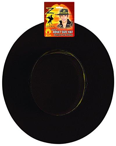 wachsene (Adult Zorro Hut)