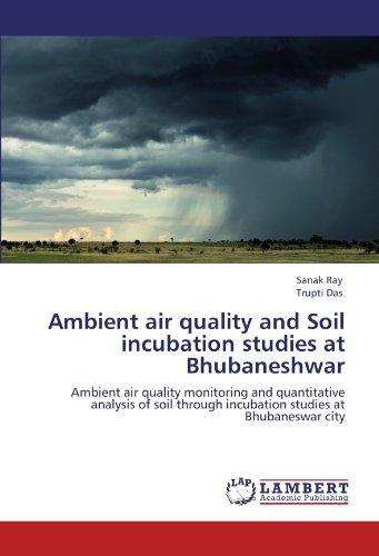 Ambient air quality and Soil incubation studies at Bhubaneshwar: Ambient air quality monitoring and quantitative analysis of soil through incubation studies at Bhubaneswar city -