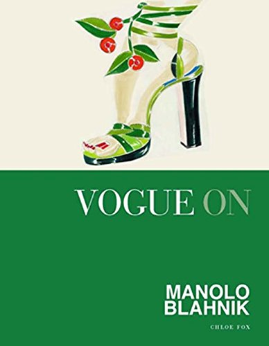 Vogue on Manolo Blahnik (Vogue on Designers)