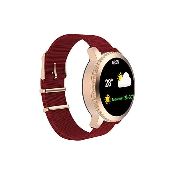 Smart Watch Bluetooth, Sport Smartwatch Fitness Tracker con TouchScreen Heart Rate Monitor, Activity Tracker Calorie… 2