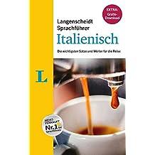 """Langenscheidt  Sprachführer Italienisch - Buch inklusive E-Book zum Thema """"Essen & Trinken"""": Die wichtigsten Sätze und Wörter für die Reise"""