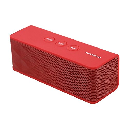 tecevo-t4-nfc-bluetooth-wireless-speaker-with-nfc-pairing-and-microphone-6w-rms-red