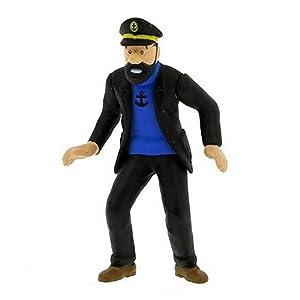 Figura de colección Tintín El capitán Haddock 6cm Moulinsart 42440 (2010) 2