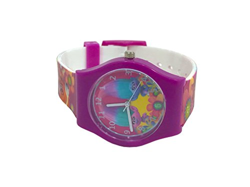 trolls-0504602-orologio-analogico-da-bambina-al-quarzo