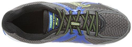 Saucony  Ignition 5, Chaussures de course pour homme Gris / bleu