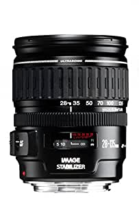 Canon EF - Zoom lens - 28 mm - 135 mm - f/3.5-5.6 IS USM - Canon EF