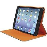 Trust Aeroo Sehr flaches Hülle mit Standfunktion für Apple iPad Air grau/orange