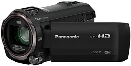 Panasonic HC-V785 Heigh Definition Video Camera With 16gb Card