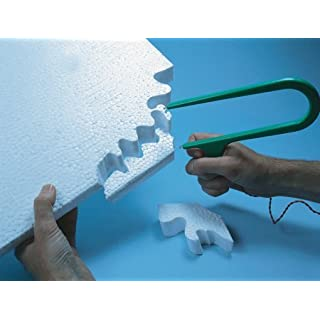 Polystyrene Foam Hot Wire Cutter with Wire