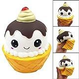 TAOtTAO Squishy Cartoon Schokolade Kuchen Charme langsam Steigende Squeeze Stressabbau Spielzeug