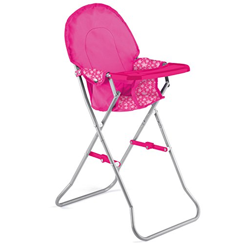 Toyrific Deluxe Dolls High Chair 41bOWEFC3 2BL