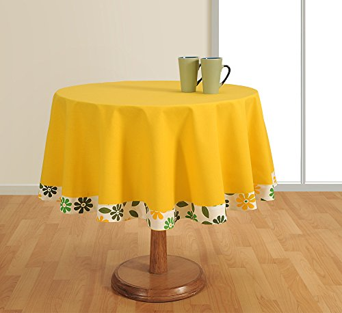 Round Table Cover 6 seater 72