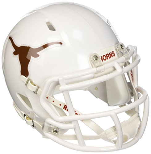 NCAA Speed Mini-Helm, 3002118, Texas Longhorns, 7.5