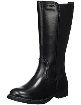 Geox Jr Sofia A, Stivali da Equitazione Bambina
