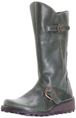 Fly London Mes, Women's Boots, Petrol, 4 UK