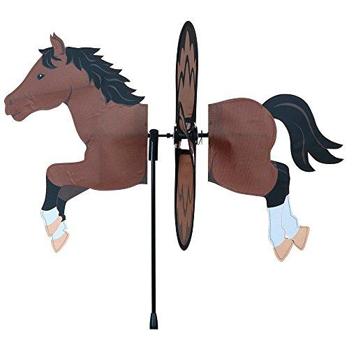 Premier Kite pkgipbh Wetterfahne Pferd, Mehrfarbig, 48x 32x 70cm