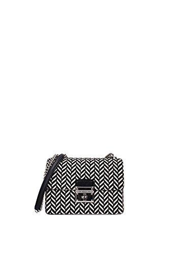 BB6109AB408HD264 Dolce&Gabbana Sac à bandoulière Femme Poney Cuir Noir Noir