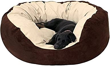 Gorgeous Super Soft Reversible Bed for Cats and Dogs (Small)